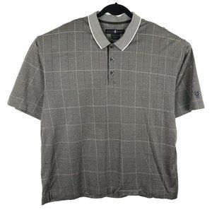 Tiger Woods Collection Nike Cotton Beige Polo XL